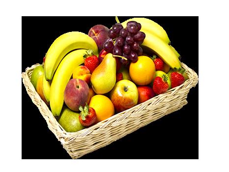 <h1>Früchte</h1>  <h3>jede Woche frisch<br /> an Ihrem Arbeitsplatz!</h3>